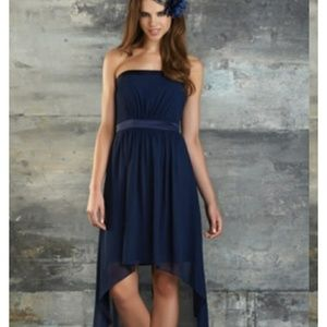 Holiday Dress (Navy)